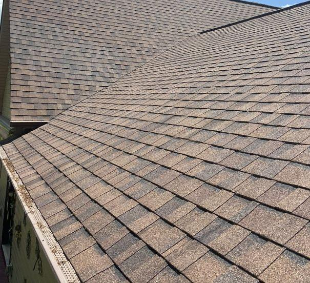Repairing Loose Shingles Near Clairfield, TN - After Photo