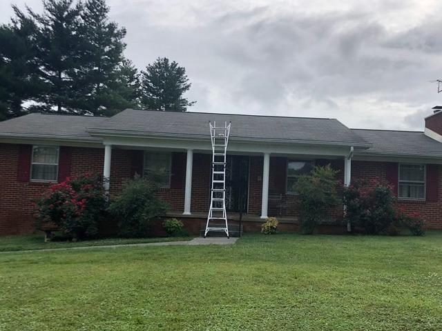 Roof Makeover Project in Powell, TN