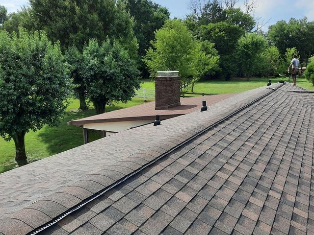 New Roof for Residence in Andersonville, TN