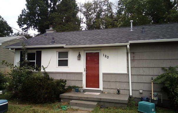 New Roof for Home in Oak Ridge, TN