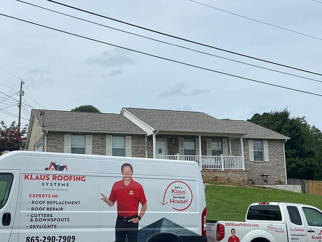Replacing a Roof in Powell, TN