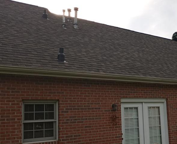 A Strong, Dependable Roof for a Home Near Newcomb, TN
