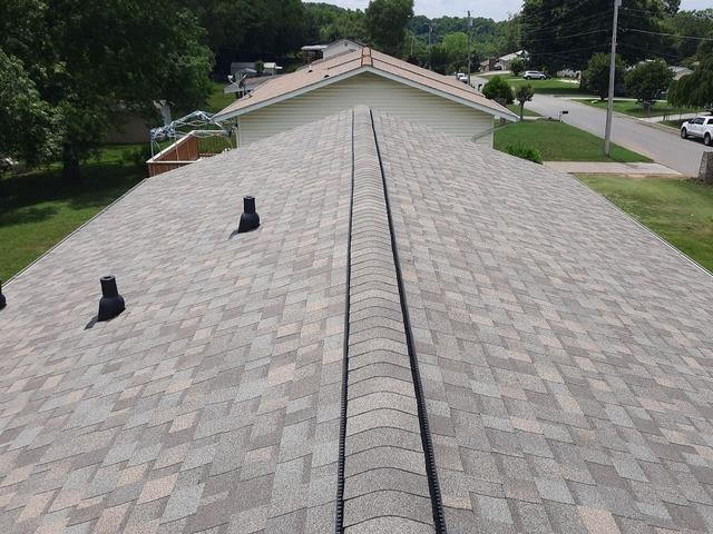Total Roof Replacement Near Bean Station, TN - After Photo
