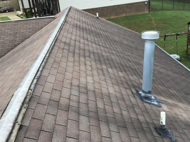 Replacing a Roof in Maryville, TN