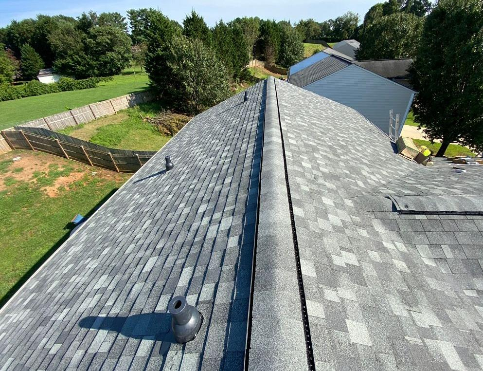 Replacing Leaky Roof in Kernersville, NC - After Photo