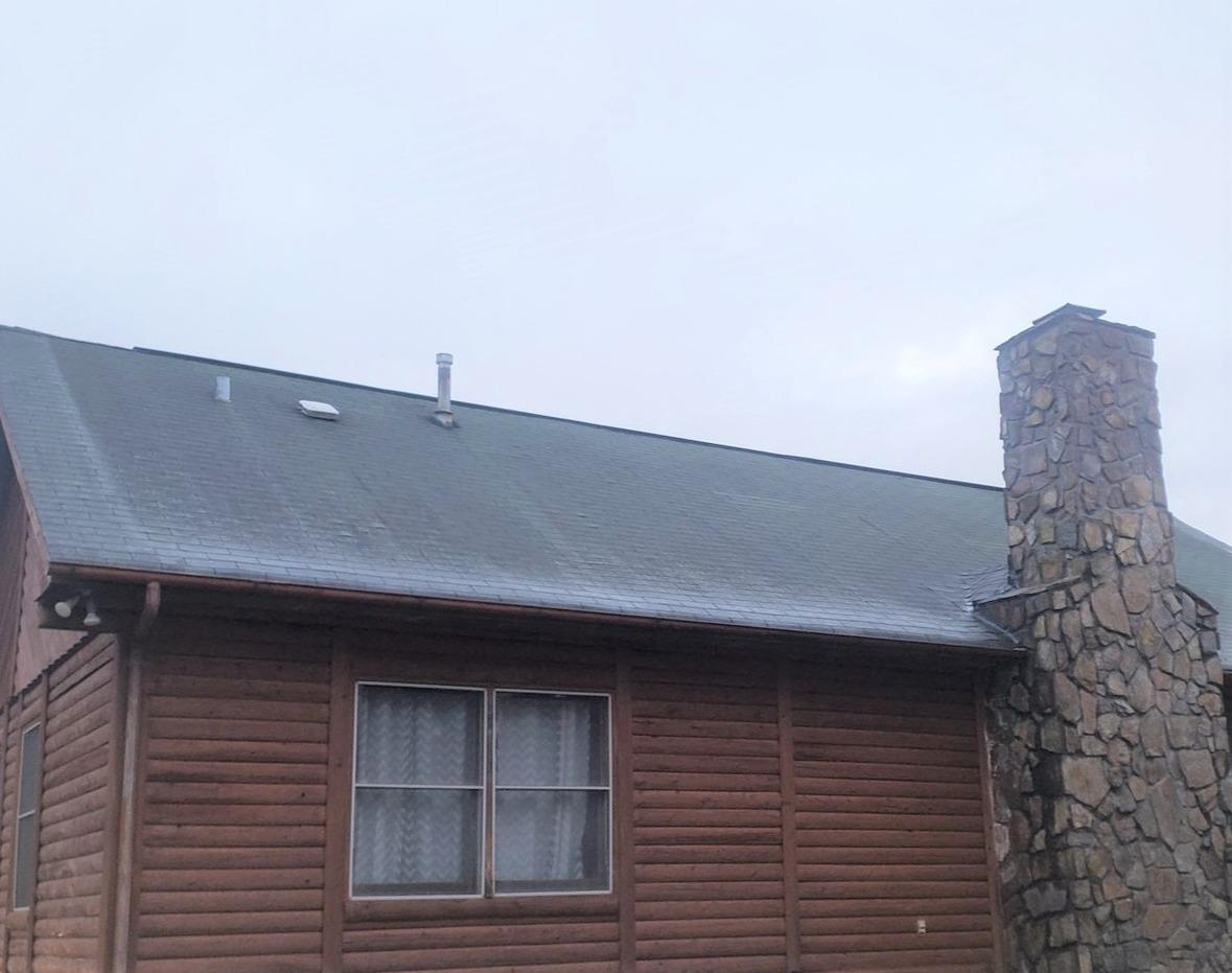 Walkertown, NC Shingle Roof Replacement - Before Photo