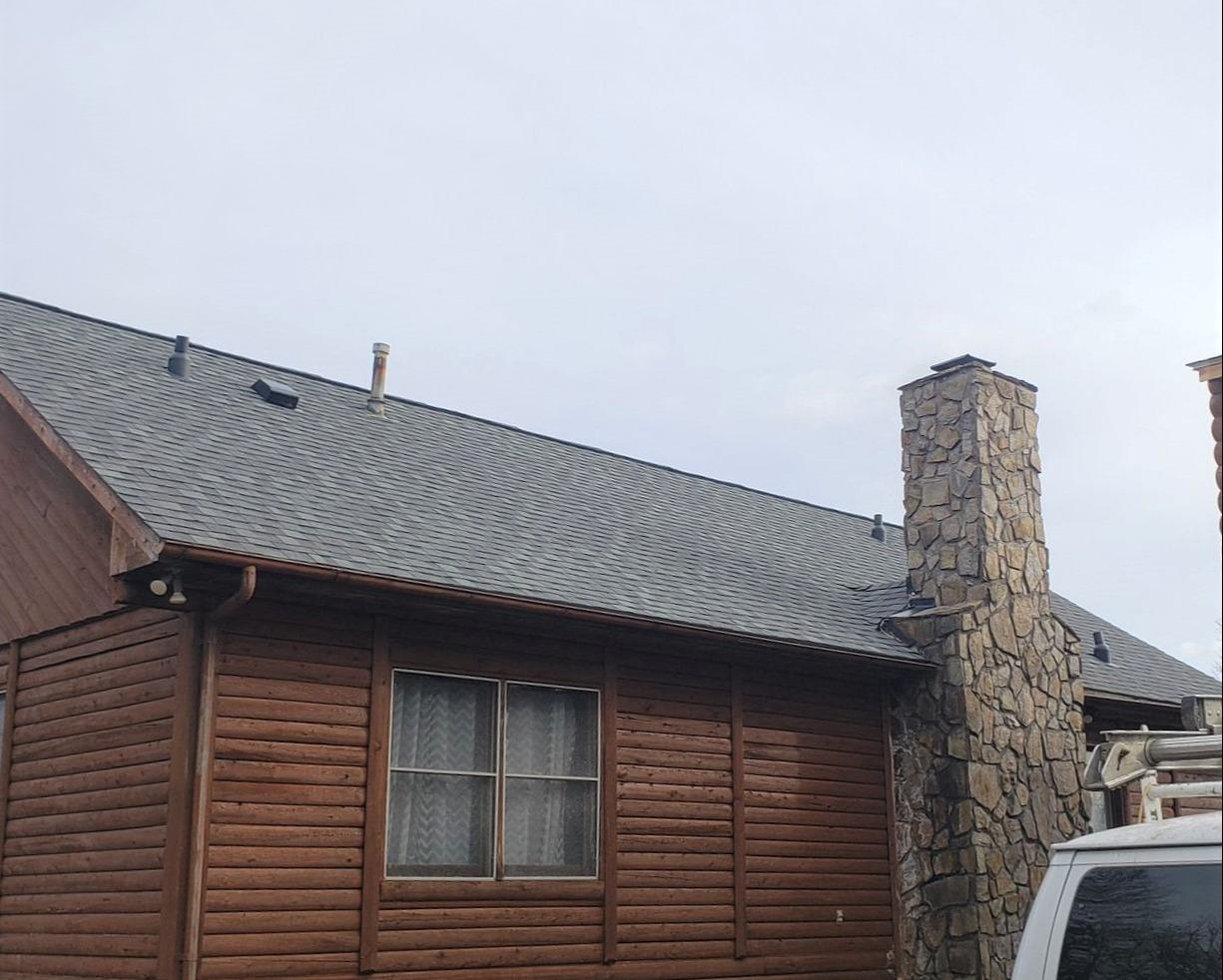 Walkertown, NC Shingle Roof Replacement - After Photo