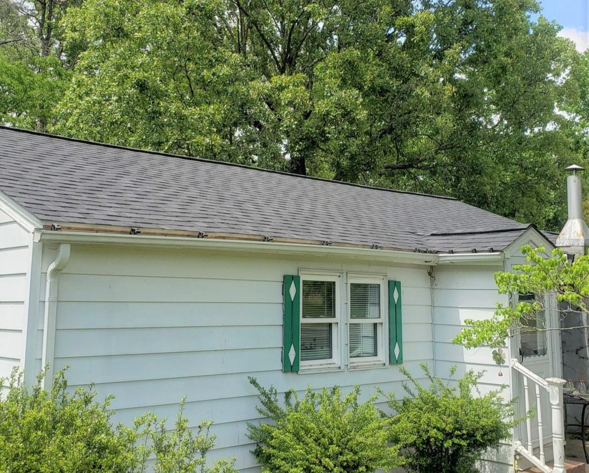 Replacing Faded and Leaking Roof in Julian, NC - After Photo