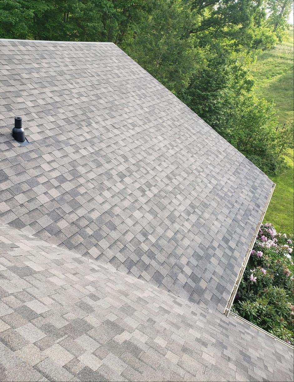Tattered Roof Replacement in Germanton, NC - After Photo