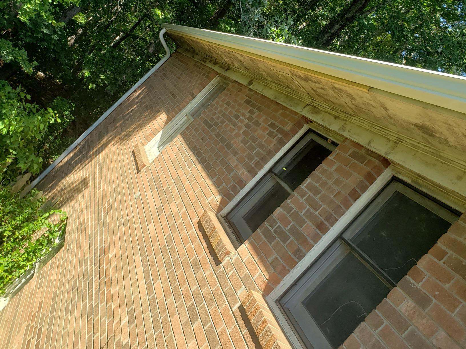 Gutter and Fascia Replacement in Walnut Cove, NC - After Photo