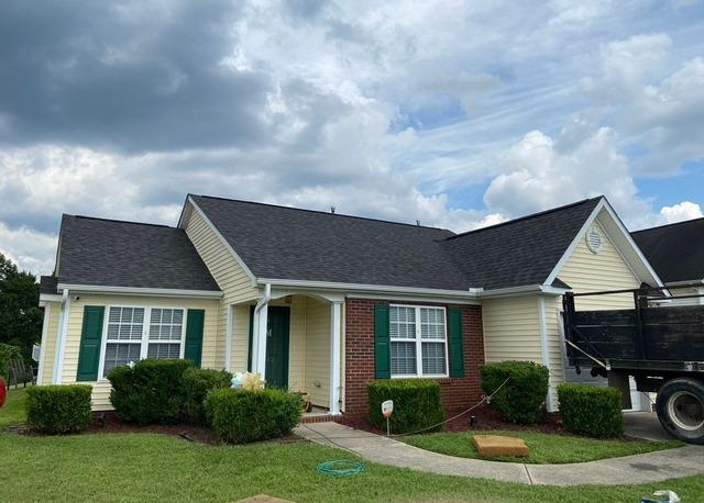 Asphalt Shingle Roof Replacement in Winston-Salem, NC