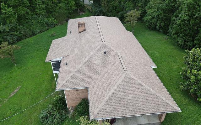 Damaged and Leaking Roof Replacement in Winston-Salem, NC - After Photo