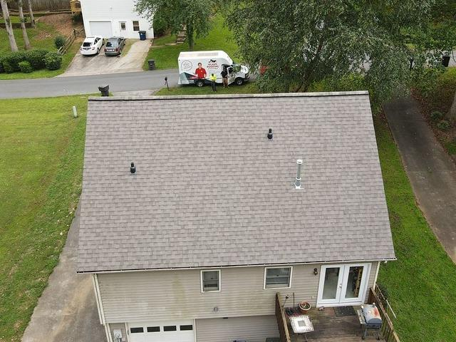 Replacing Damaged and Leaking Roof in Winston-Salem, NC