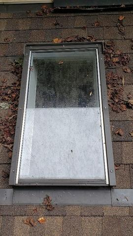 Replacing Old Leaking Skylights in Summerfield, NC