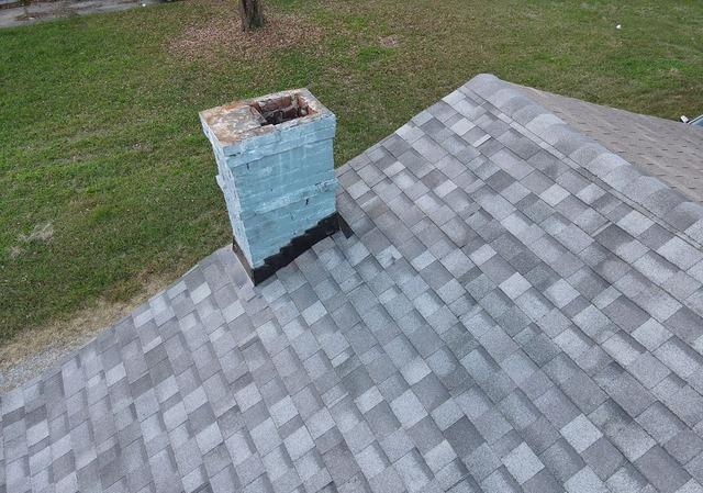 Replacing Worn and Leaking Roof in High Point, NC