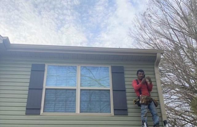 Quick and Easy Emergency Gutter Repair in Winston-Salem, NC - After Photo