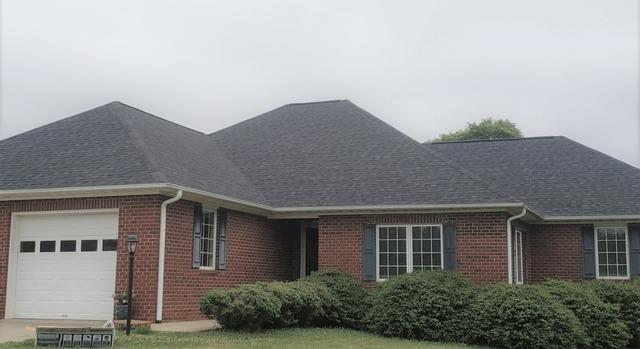 Full Roof Replacement in Walnut Cove, NC - After Photo