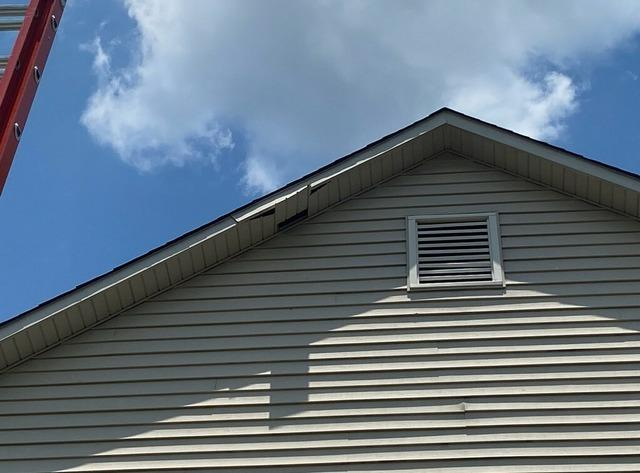 Fascia Metal and Soffit Repair in Rural Hall, NC