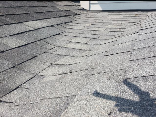Installation of Laminated Shingles in Colfax, NC - After Photo