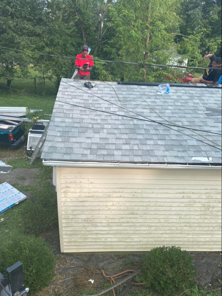 Loveland Garage Roof Replacement Before and After - After Photo