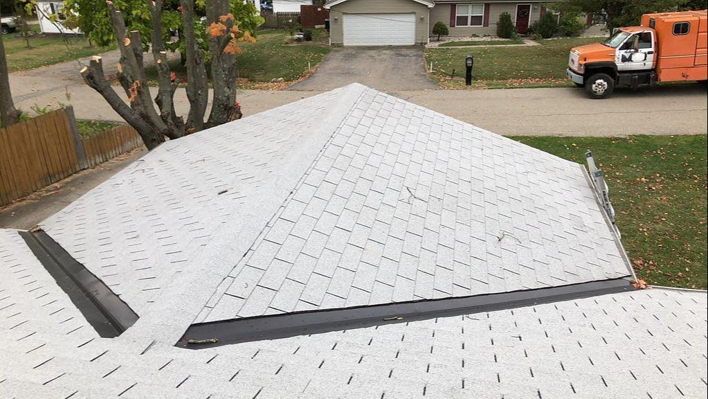 West Chester Roof Replacement Before and After - Before Photo