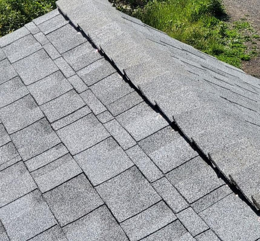 Old, Leaking Roof Replaced in Corvallis, OR - After Photo