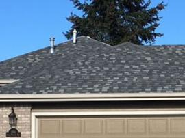 Springfield, OR Home Re-Roofed with IKO Dynasty Shingles
