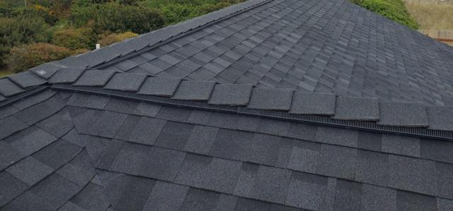 Costal Leaking Roof Replaced