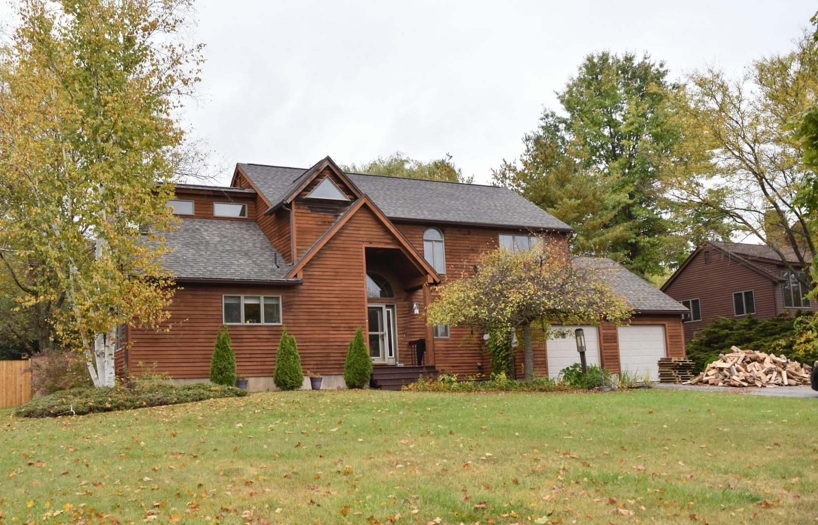 Pittsfield, MA Roof Replacement IKO Dynasty Driftshake Shingles - After Photo