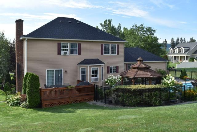 Pittsfield, MA Roof Replacement IKO Granite Black Dynasty Shingles
