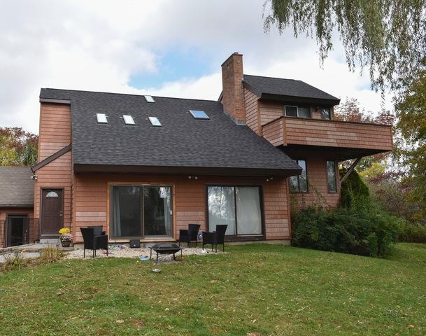 Lenox, MA Roof Replacement IKO Dynasty Granite Black Shingles