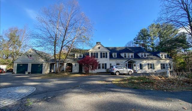 Pittsfield, MA Roof Replacement IKO Dynasty Granite Black Shingles - After Photo
