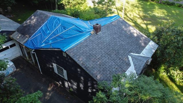 Klaus Total Roof Replacement with IKO Frostone Grey Dynasty Shingles