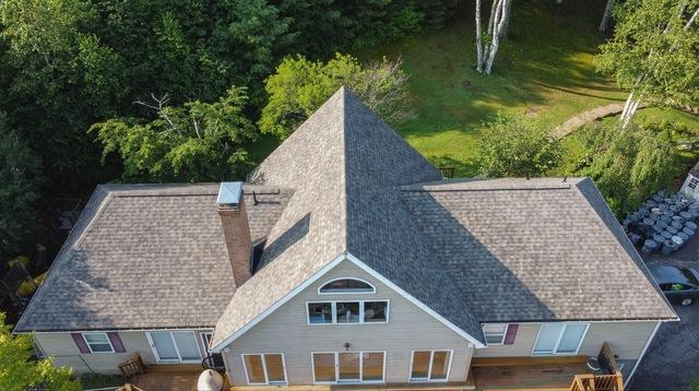 Klaus Total Roof Replacement with IKO Cornerstone Dynasty Shingles