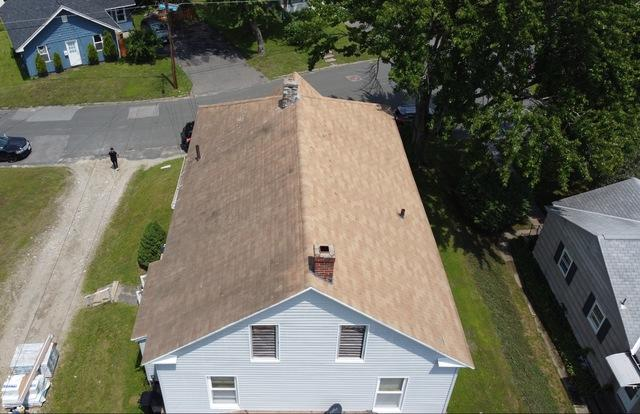 Klaus Total Roof Replacement with IKO Appalachian Dynasty Shingles