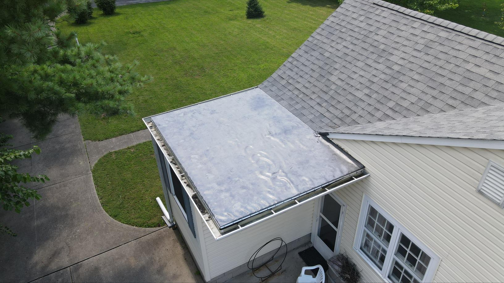 Roof Repair in Indianapolis, IN - After Photo