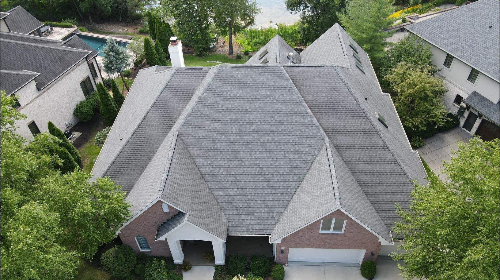 Partial Roof Replacement in Indianapolis, IN - After Photo