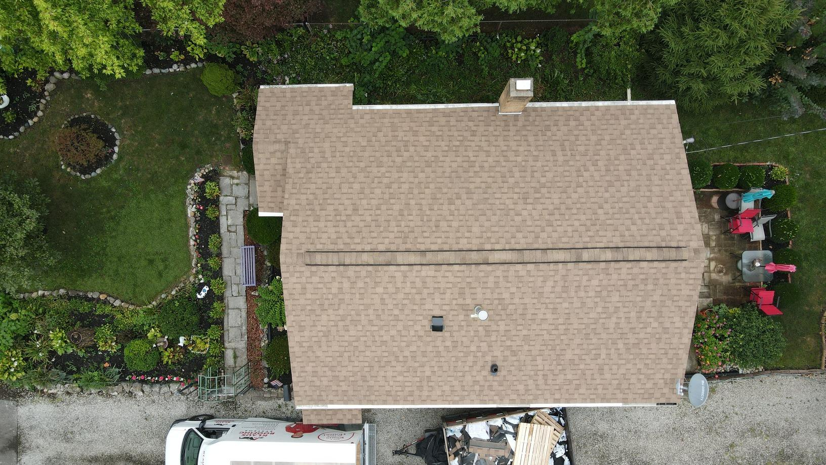 Total Roof Replacement in Indianapolis, IN - After Photo