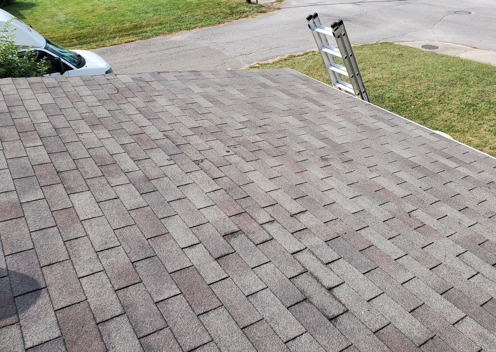 Roof Shingle Repair in Indianapolis, IN - After Photo