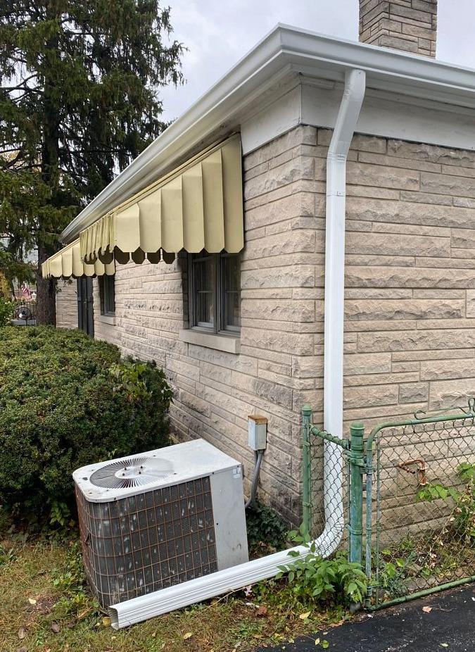 Gutter Installation in Indianapolis, IN - After Photo