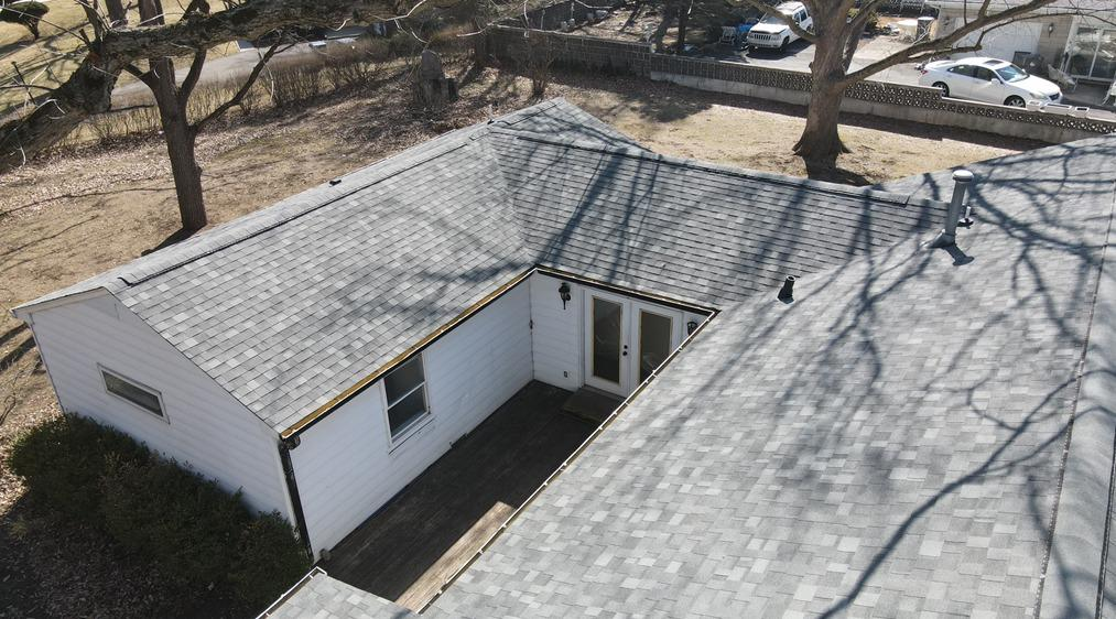 Roof Ventilation and Gutters in Indianapolis, IN - After Photo