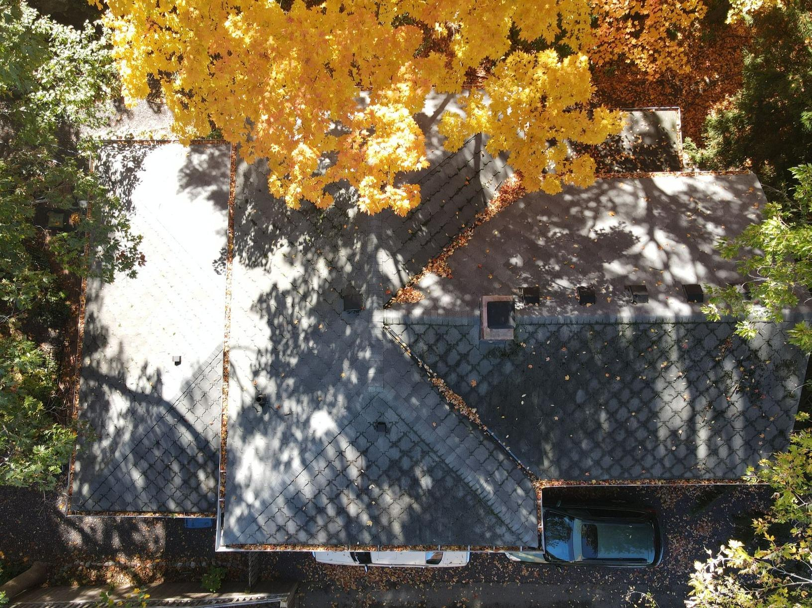 Indianapolis, IN Roof Replacement - Before Photo