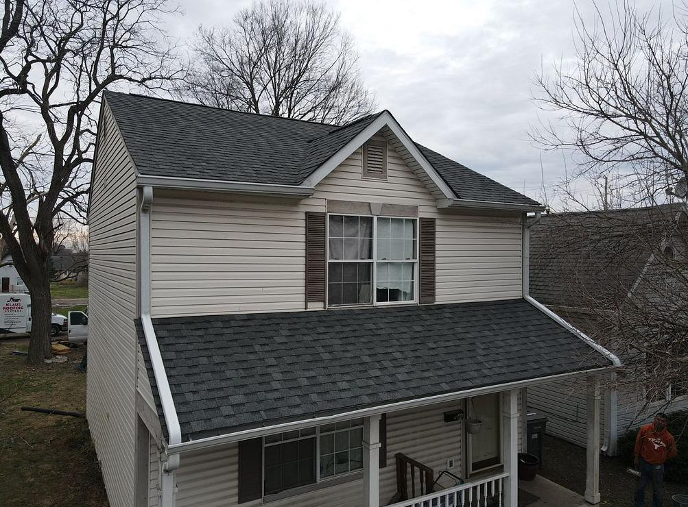 Roof Ventilation in Indianapolis, IN - After Photo