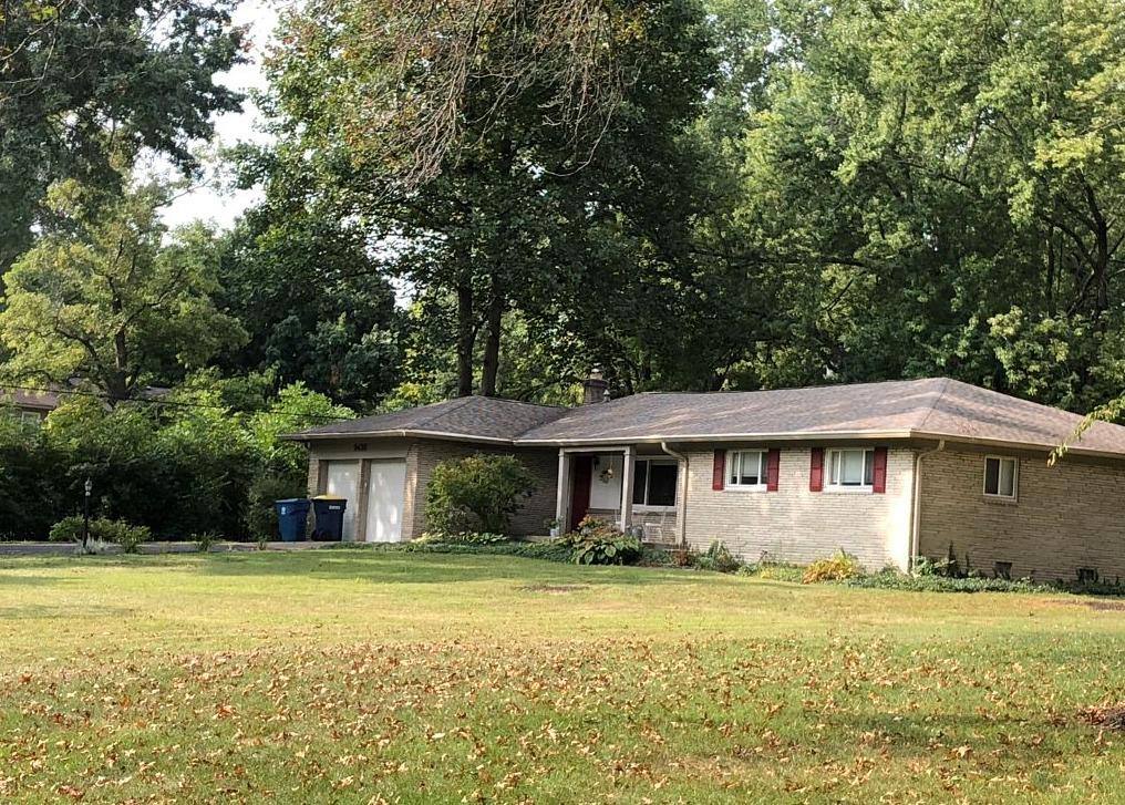 Complete Roof Replacement in Indianapolis, IN - Before Photo