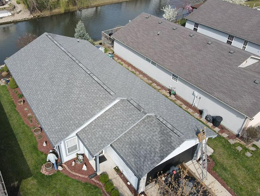 Roof Shingle Replacement in Greenwood, IN - After Photo