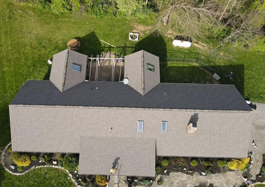 Roof Replacement in Fairland, IN - After Photo