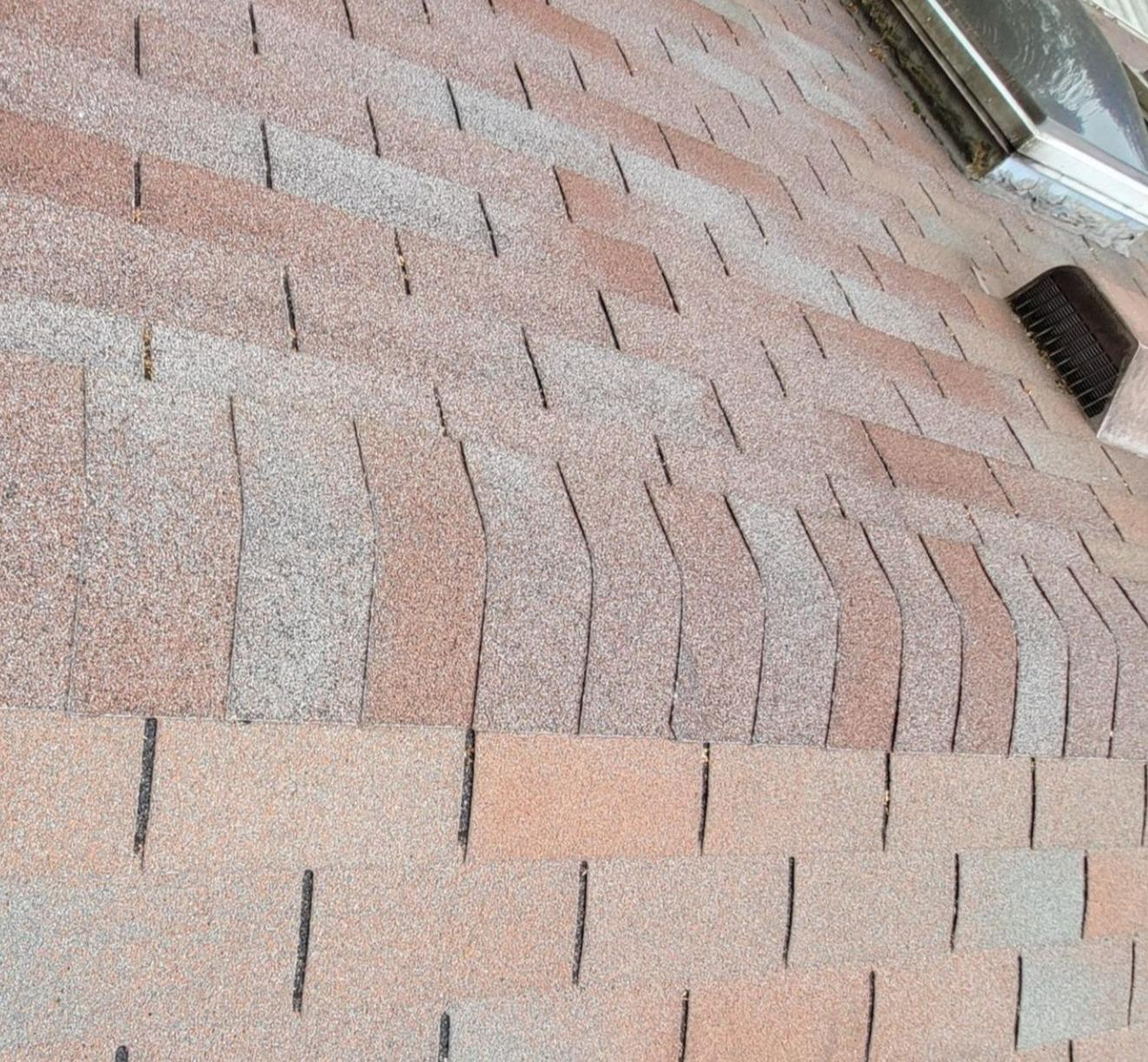 Roof Shingle Replacement in Indianapolis, IN - Before Photo