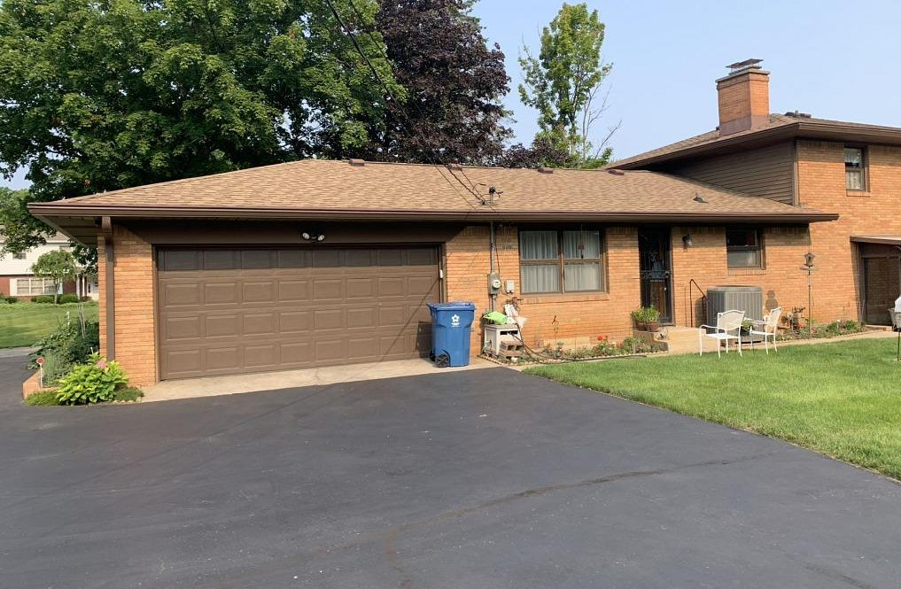 Asphalt Roof Replacement in Indianapolis, IN - Before Photo