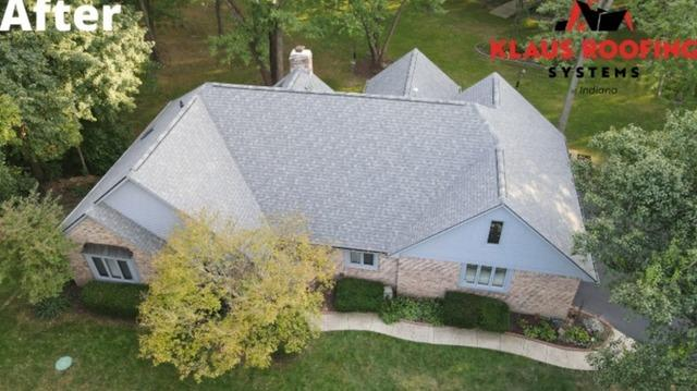 Roof Replacement in Brownsburg, IN