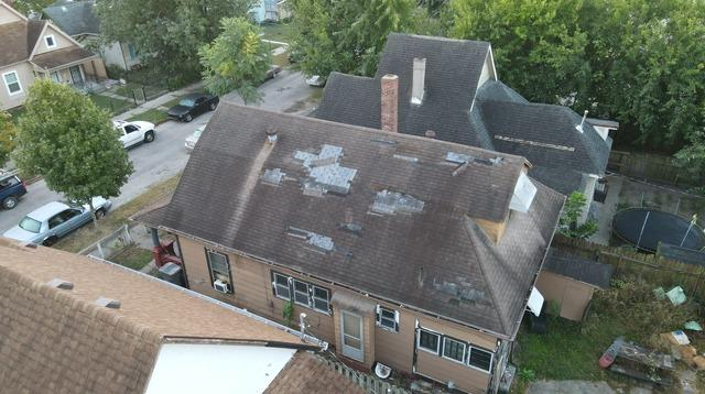 Roof Replacement and Flashing Repair in Indianapolis, IN